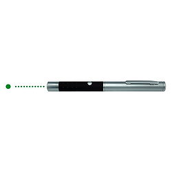 WEDO gner Laserpointer -  2364900/2364900 si/sw Laser-/page-down/page-up-Funkti.