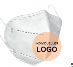 Outdoormasken, 4-lagig, individuell