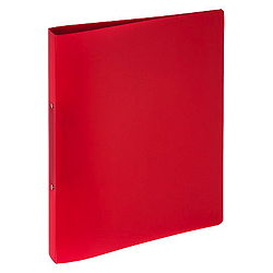 PAGNA Ringbuch Lucy Colours/20900-03 rot PP