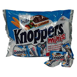 STORCK Knoppers Minis/2957218, Inh. 200 g
