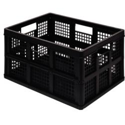 Really Useful Box Klappbox 45FBK 45l 39x28x57cm schwarz