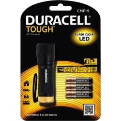 Duracell Taschenlampe Tough CMP-9 COMPACT-SERIES sw