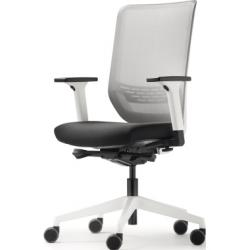 Trend Office Drehstuhl to-sync work mesh SC 9242/pro white Arml. ws