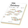 Rainbow Multifunktionspapier/88043187 DIN A4 VE100 (5x VE20 pro Farbe) 80 g/m²