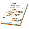 Rainbow Multifunktionspapier/88043188 DIN A4 VE100 (5x VE20 pro Farbe) 80 g/m²